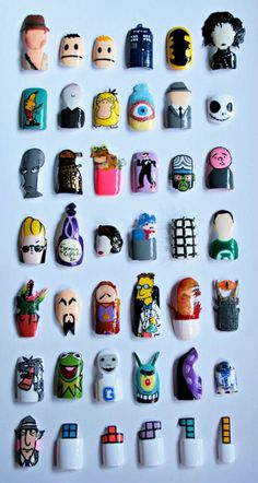Geeky-Nails