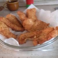 Csirkemell fokhagymás-tejfölös bundában