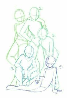 46 Drawing ideas represents two friends . - 46 Drawing ideas represents two friends draw – Heart - Body Reference Drawing, Drawing Body Poses, Anime Poses Reference, Design Reference, Cartoon Drawings Of People, Drawings Of Friends, Drawing People, Cartoon People, Pencil Art Drawings