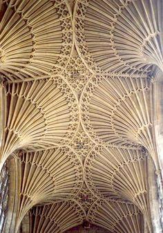 Pannelli e topologia | tecnicheparametriche.com    volta a ventaglio di Gloucester