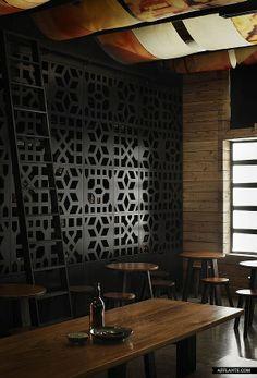 Mopho Noodle Bar // Hassel Studio | Afflante.com