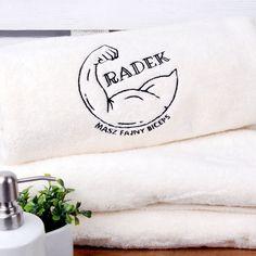 Personalizowany ręcznik BICEPS