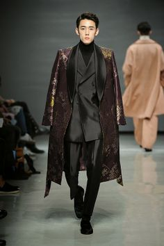 Male Fashion Trends: kimseoryong Autumn/Winter 2014 | Seoul Fashion Week