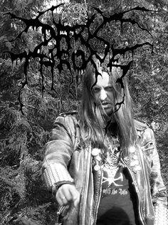 Fenriz of Darkthrone