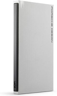 LaCie Porsche Design P′9223 Slim. made for a new macbook