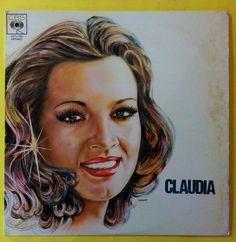 CLAUDIA DE COLOMBIA - CLAUDIA - CBS 1976 - VENEZUELA ISSUE #LatinPop