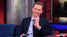 Bae so awesome, can turn spoons into a fantastic musical instrument Tom Hiddleston and his Spoons - YouTube