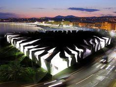 Musée Cocteau par Rudy Ricciotti @ Menton