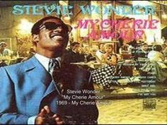 Stevie's 1969 release, 'my cherie amour'...  https://www.youtube.com/watch?v=Pgw3zl9GeFQ&feature=youtube_gdata_player