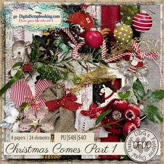 Christmas Comes Part 1