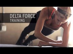 XHIT: The Delta Force Workout - YouTube