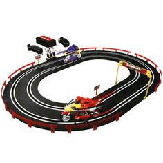 Free Way Speed Legend Scalextric Like Motorcycle Track