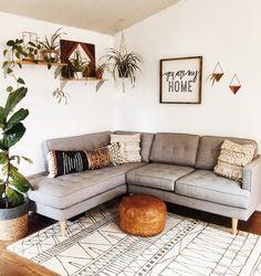~ Boho ~ Living Room ~ Home Decor ~ Plants ~ : ~ Boho ~ Living Room ~ Home Deco. ~ Boho ~ Living Room ~ Home Decor ~ Plants ~ : ~ Boho ~ Living Room ~ Home Decor ~ Plants ~ Diy Home Decor Rustic, Retro Home Decor, Rooms Home Decor, Decor Room, Room Decorations, Boho Decor, Wall Decor, Tv Decor, Wall Lamps