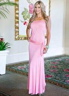 Coral Bonita Dress  $109.00