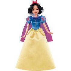Princesas Disney Princesas Clássicas Branca de Neve BDJ26/BDJ29 Mattel