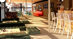 Concept Architecture, Furniture Design, Things To Come, Bar, Contemporary, Interior Design, Beautiful, Nest Design, Home Interior Design