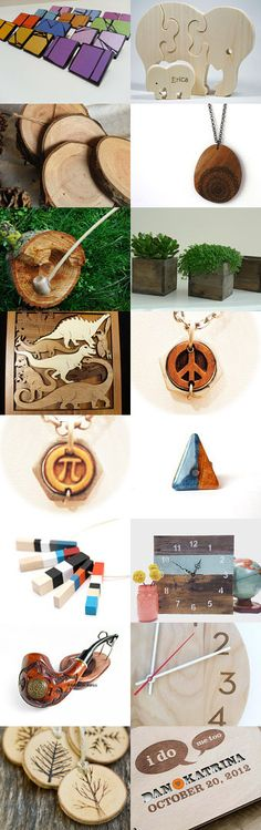 Wood by Sammy on Etsy--Pinned with TreasuryPin.com