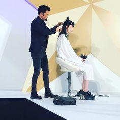 @seungkibaek  #Rush #rushhair #rushforlife #hair #hairstyle #hairdresser #hairwork #stage #model #hjlive #london #fellowship #fellowshiphair