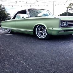 Lot 10: CUSTOM 1966 CHRYSLER NEWPORT - Auction Kings | AuctionZip