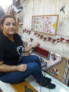 Marmaris Esnaf ve Sanatkarlar Odası Halı Kursu Milas halı dokuma
