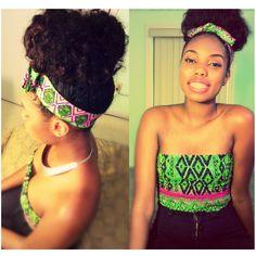 Naturally Fierce Feature: Adrianna uncategorized naturally fierce features natural hair features