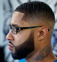 Black Male Hair : Photo