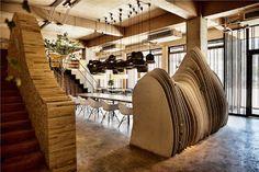 Marzua: Café Shan por Robot3 Design