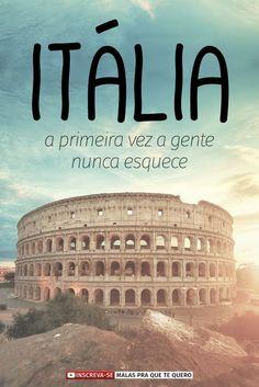Dizem que a primeira vez a gente não esquece. Pois a primeira vez na Itália nos faz esquecer de qualquer #viagem anterior. E minha amnésia começou já em #Roma.