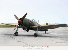 中島 Ki-84 四式戦闘機 疾風