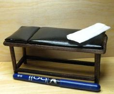 how to: doctor's office exam table