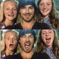Fan pic with Ian 11/7/14
