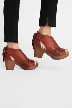 43a2bd76b87 Shop our Revolver Clog at FreePeople.com. Share style pics with FP Me
