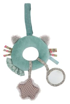 Sensory Large Handmade Baby ruban TAGGIE Peter Rabbit personnalisé