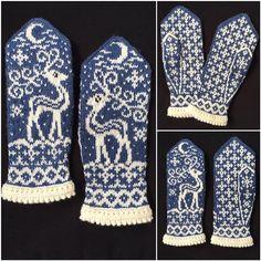 Ravelry: Midvinter (Mid Winter) pattern by JennyPenny