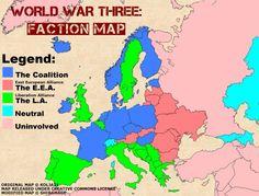 Otra Realidad Misterios y Conspiraciones: Ucrania: ¿Comenzará aquí y ahora la Tercera Guerra...