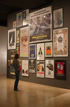 LACMA - Stanley Kubrick Exhibition - just stunning
