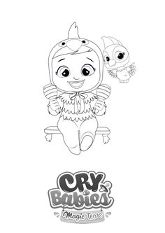 Cry Baby Coloring Book, Coloring Book Pages, Baby Party, Birthday Party Invitations, Christening, Crying, Snoopy, Baby Shower, Drawings