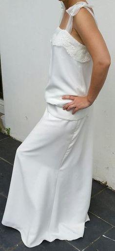 Robe de mariée style Charleston - Gironde | Robes de mariée d'occasion | Scoop.it