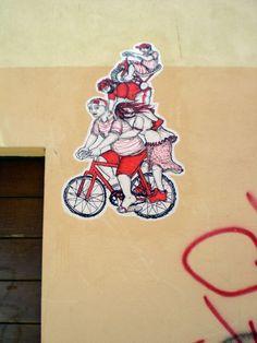 Hopnn - Italian Street Artist - Ancona (IT) - 04/2015 - |\*/| #hopnn #streetart