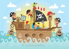 clipart pirata - Pesquisa Google