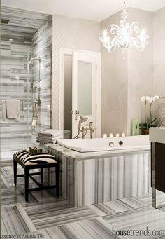 new home interior design neutral color bathroom design ideas Neutral Bathroom, Modern Bathroom, Small Bathroom, Master Bathrooms, Kitchen Modern, Design Kitchen, Master Shower, Boho Bathroom, White Bathroom