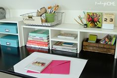 VintageHomeOfficeAccessories thumb 7 Steps For Organizing Your Home – Without Getting Overwhelmed