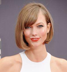 "Summer Hair Trick: Consider ""the Karlie."""