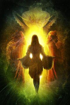 Spiritual Awakening Stages - Path of Spirituality - Insight state Wicca, Magick, Witchcraft, Spiritual Awakening Stages, Spiritual Growth, O Portal, Child Of The Universe, Nova Era, Divine Feminine