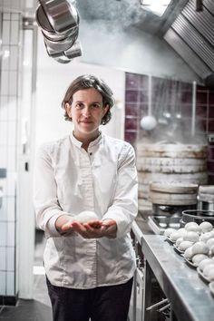 Adeline Grattard, chef du Yam'Tcha (Paris, 1er).