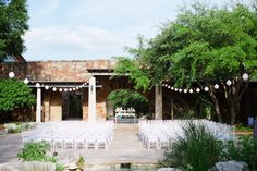 Spring Wildflower Center Wedding Photography: The Nichols  Wedding Coordination, Design + Decor: Bliss by Kira  Floral Design: Petal Pushers