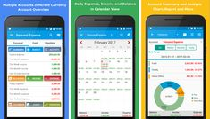 Expense mobey management android app