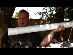 In this video I show how to put together a PVC pipe chicken feeder for your chickens:) It is cheep<---;)