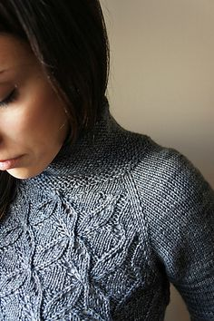Ravelry: Dragonflies Jumper pattern by Joji Locatelli