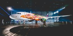 Brussels Airlines and Tomorrowland created Amare, the fourth aircraft (OO-SNF) in the airline's Belgian Icons series. Starting on Friday 24 February, AMARE will be spreading its wings and preparing for…